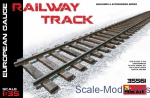 MA35561 Railway track (European gauge)