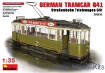 MA38003 German Tramcar 641