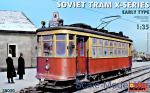 MA38020 Soviet Tram X-Series (Early Type)