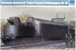 TR00223 German Armored Train Panzertriebwagen Nr.16