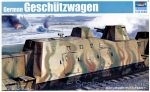 TR01509 German Geshutzwagen (Cannon Car)