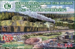 UMT644 1/72  UMT 644 - Armored train 'Victory'/'For the Motherland'